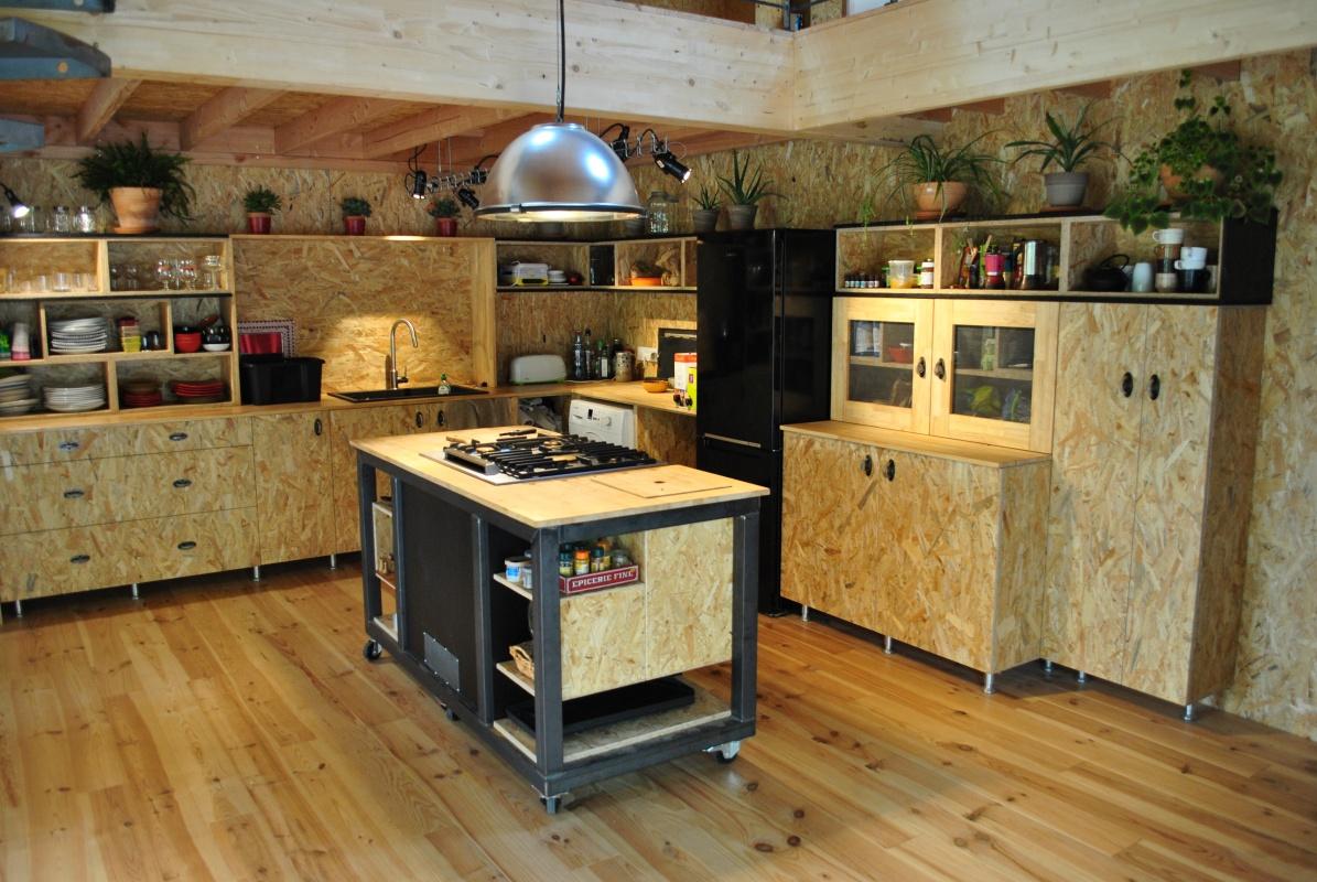 Cuisine Maison D 39 Architecte Xylon O